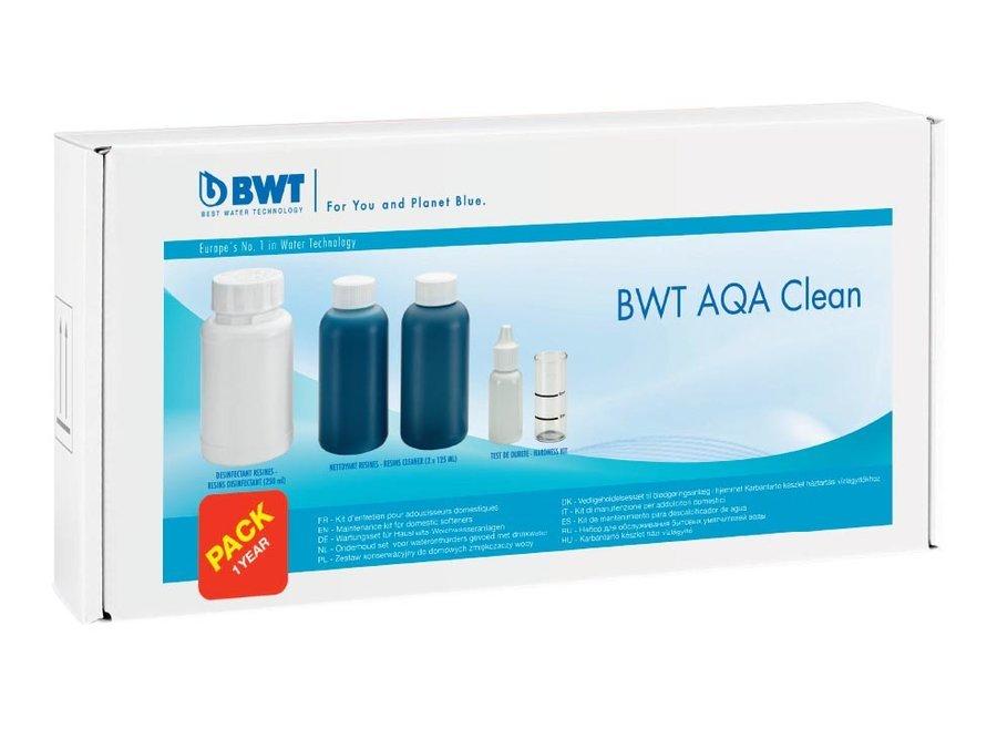 BWT Konserwacja zmiękczaczy AQA Clean DTP0004890 1