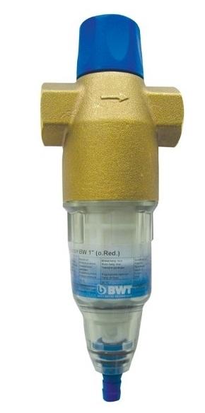 """BWT Filtr z manualnym płukaniem wstecznym PROTECTOR BW 3/4"""" 810422 1"""
