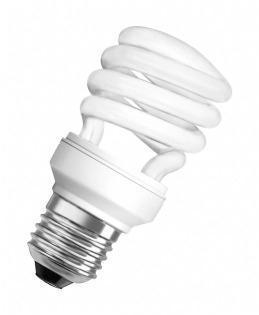 Świetlówka kompaktowa Osram Dulux Star Mini Twist E27 20W (4008321628565) 1