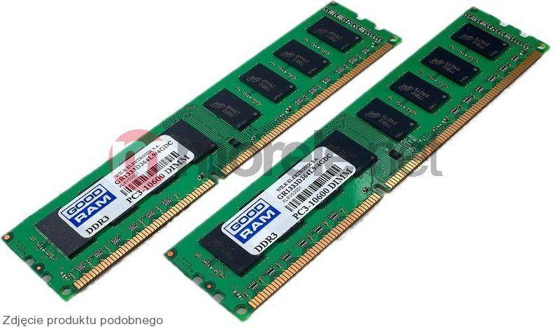 Pamięć GoodRam DDR3, 8 GB, 1333MHz, CL9 (GR1333D364L9/8GDC) 1