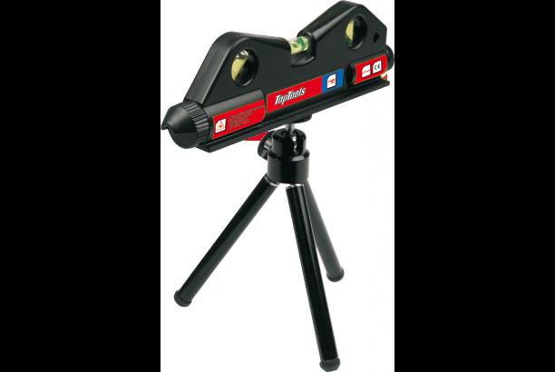 Top Tools Poziomnica laserowa mini statyw (29C902) 1