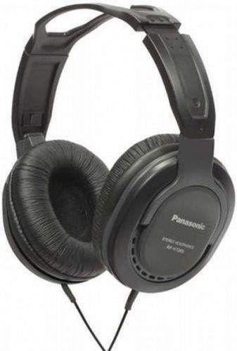 Słuchawki Panasonic RP-HT265E-K 1