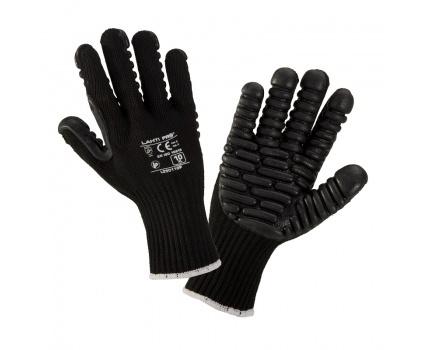 Lahti Pro Rękawice antywibracyjne 10 czarne (L290110K) 1