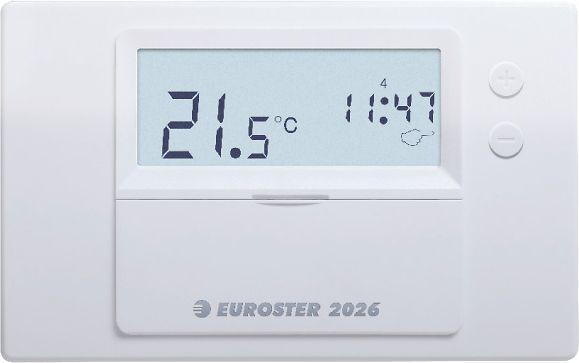 Euroster Regulator temperatury do urządzeń grzewczych (2026) 1