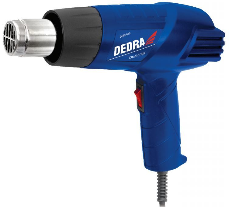Dedra Opalarka 2 biegi 2000W (DED7970) 1