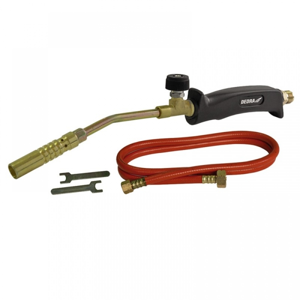 Dedra Zestaw do lutowania dysza 17mm wąż 2m - 31B010 1