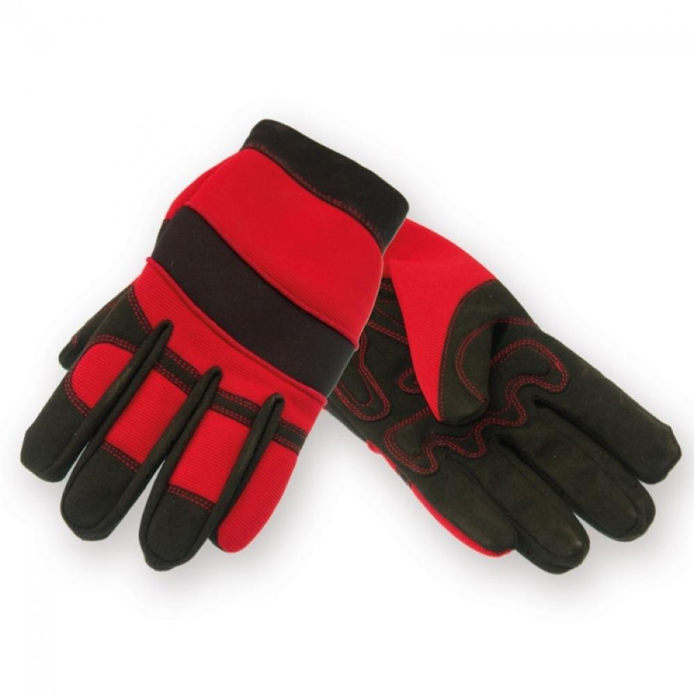 Dedra Rękawice wzmocnione stretch L - BH1001L 1