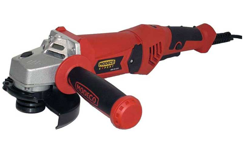 Modeco szlifierka kątowa 125mm z regulacją obrotów (MN-93-034) 1
