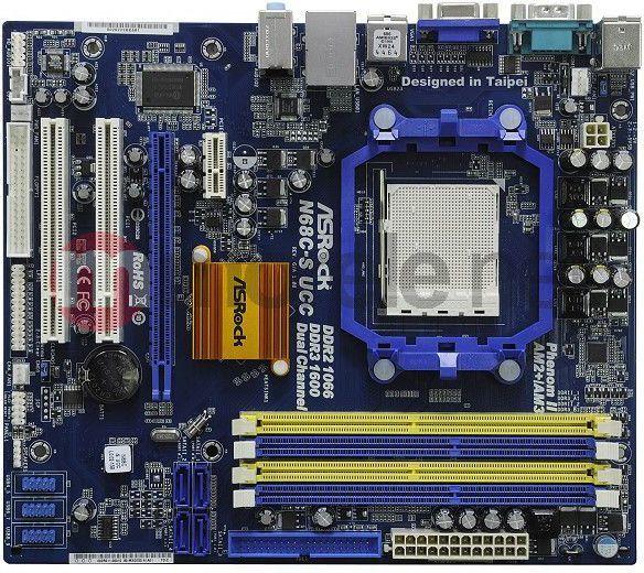 Asrock N68C-S NVIDIA VGA Update