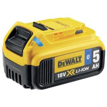 Dewalt Akumulator XR 18V 5,0Ah Li-Ion Bluetooth (DCB184B-XJ) 1