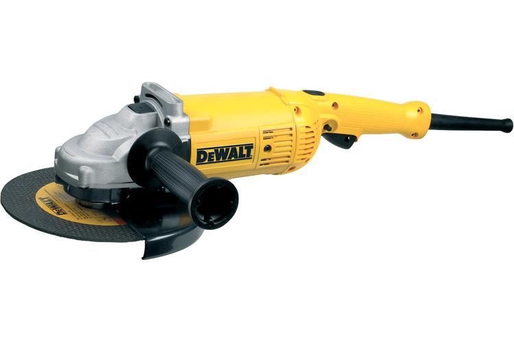 Dewalt szlifierka kątowa 2200W 230mm z łagodnym startem (DWE492S) 1