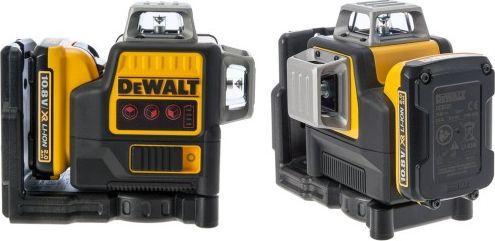 Dewalt Laser samopoziomujący 3-wiązkowy 360stopni 10,8V (DCE089D1R) 1