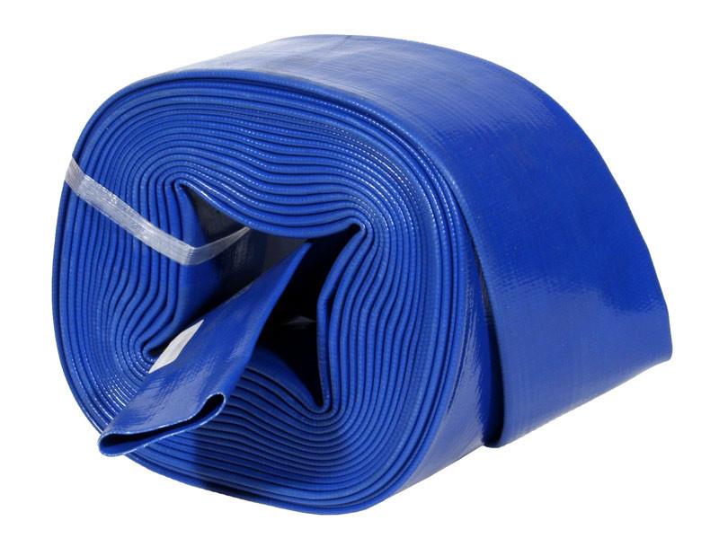 Omnigena Wąż tłoczny gumowy bez złączy 65mm 10m 1