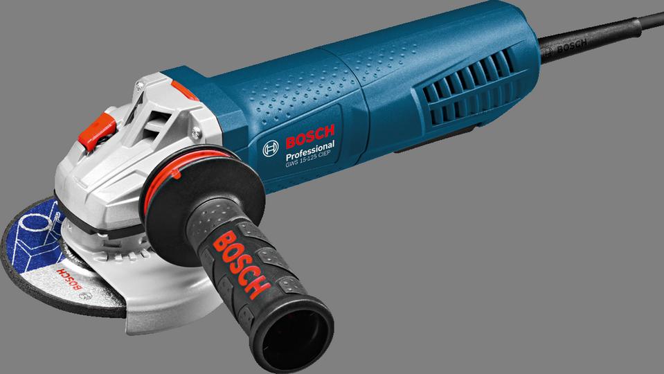 Bosch Szlifierka kątowa dwuręczna GWS 15-125 CIEP Professional 1500W (0.601.796.202) 1