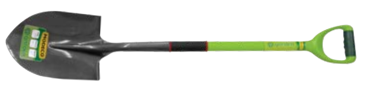 Modeco Szpadel kanadyjski GARDEN z trzonkiem fiberglass - MN-79-356 1