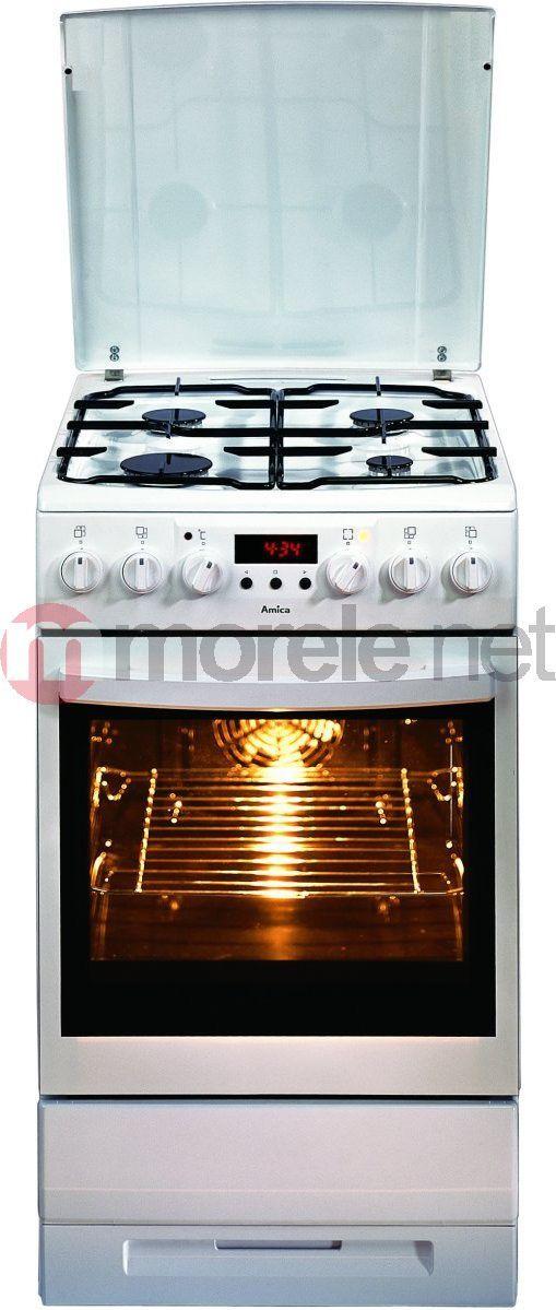 Kuchnia Gazowo Elektryczna Amica 52ge 233 Zpta W Id Produktu 314358