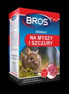 Bros Granulat na myszy i szczury 90g 047 1