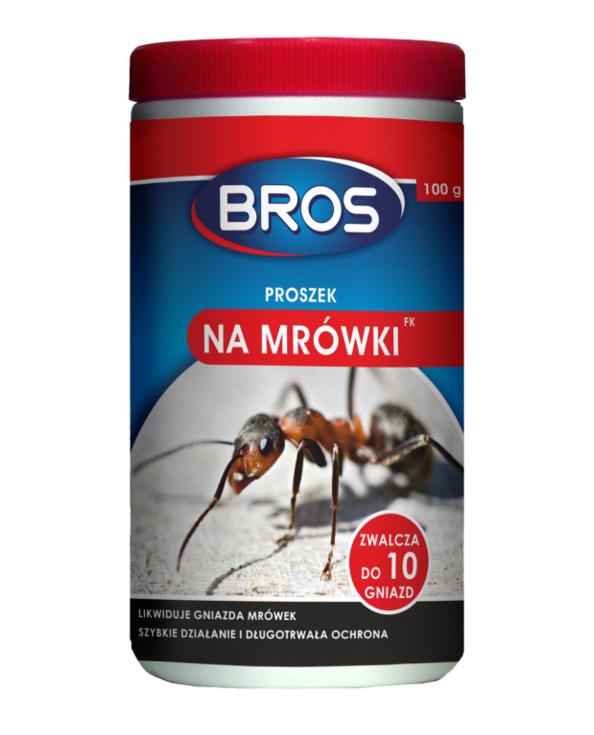 Bros Proszek na mrówki 500g (396) 1