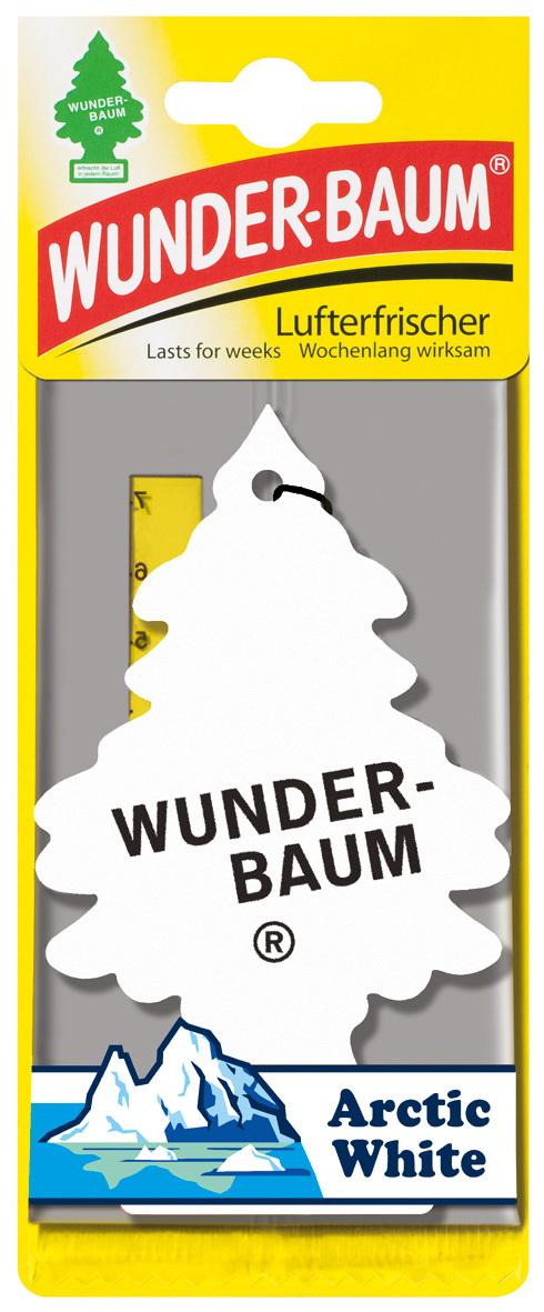 WUNDER-BAUM Zapach choinka arctic white 23-137 1