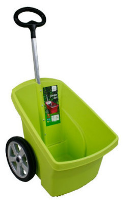 Maxpol Wózek ogrodowy zielony  1