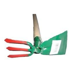 Motyka trapez 2-stronna 98mm oprawna 1