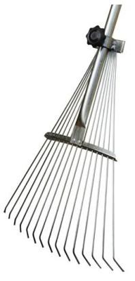 Grabie druciane do liści regulowane z blokadą 1