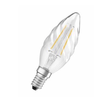 Osram Żarówka LED Retrofit CLASSIC BW 23 2 W/827 E14 FIL RFCLBW25 2W/827 1