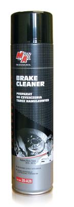 Amtra Preparat do czyszczenia tarcz hamulcowych BRAKE CLEANER 600mL 1
