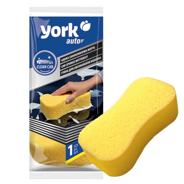 York Gąbka Motyl do mycia samochodu (012050) 1