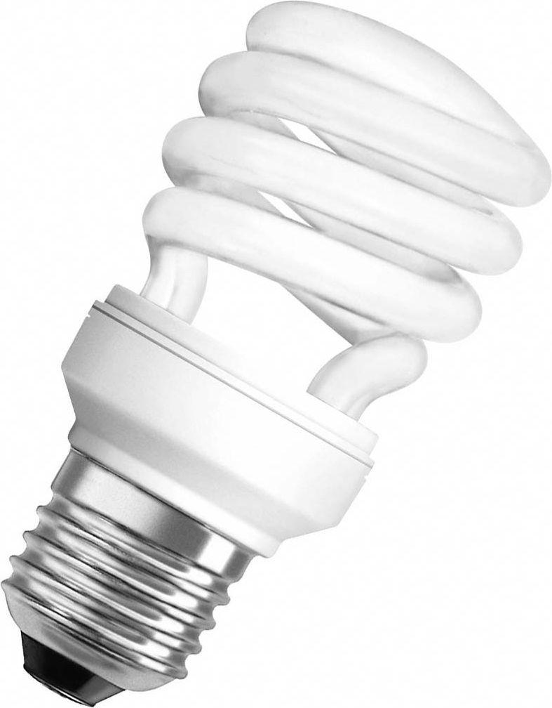 Świetlówka kompaktowa Osram Dulux Twist E27 12W (4008321605924) 1