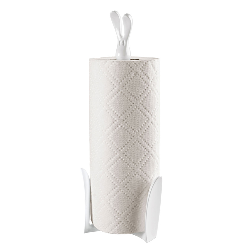 Koziol Stojak na ręczniki papierowe ROGER biały 1