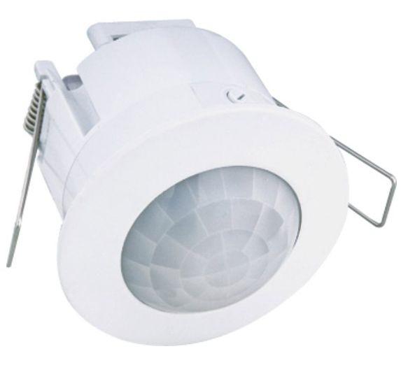 Kanlux Czujnik ruchu biały 6min 2000W 360st. 1