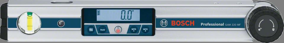 Bosch Kątomierz cyfrowy GAM 220 F PROFESSIONAL 0601076600 1