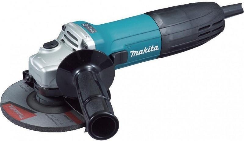 Makita szlifierka kątowa 720W 125mm wersja anti-restart (GA5030R) 1