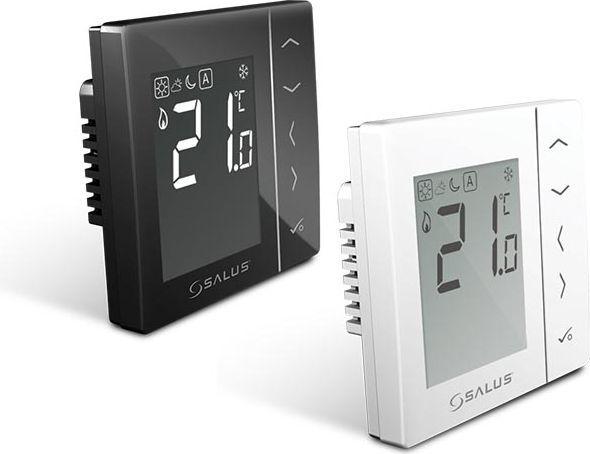 Salus Przewodowy, cyfrowy regulator temperatury - dobowy, 230V (VS35W) 1