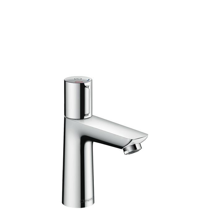 Bateria umywalkowa Hansgrohe Talis Select E stojąca chrom (71750000) 1