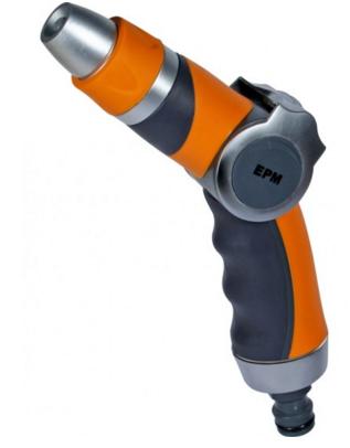 EPM Zraszacz pistoletowy regulowany SOFT SILVER - E-200-0240 1