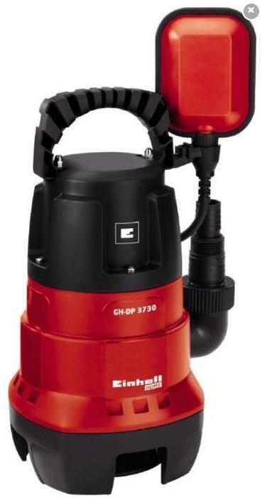 Einhell Pompa zanurzeniowa GH-DP3730 do wody brudnej 370W - 4170471 1