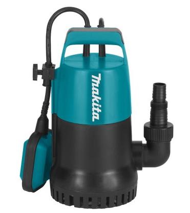 Makita Elektryczna pompa zanurzeniowa 300W - PF0300 1