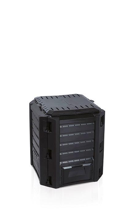 Prosperplast Kompostownik CompoGreen 380L czarny (IKST380CZ) 1