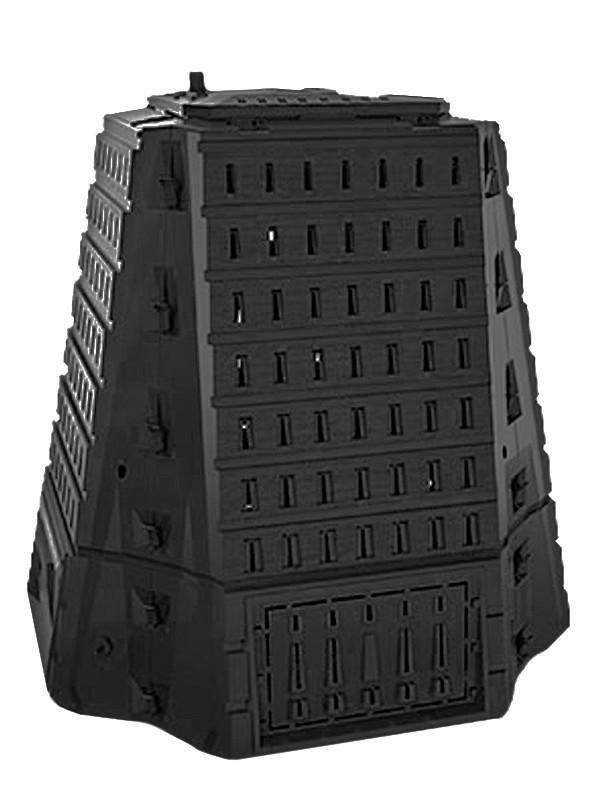 Prosperplast Kompostownik BIOCOMPO 900L czarny 1