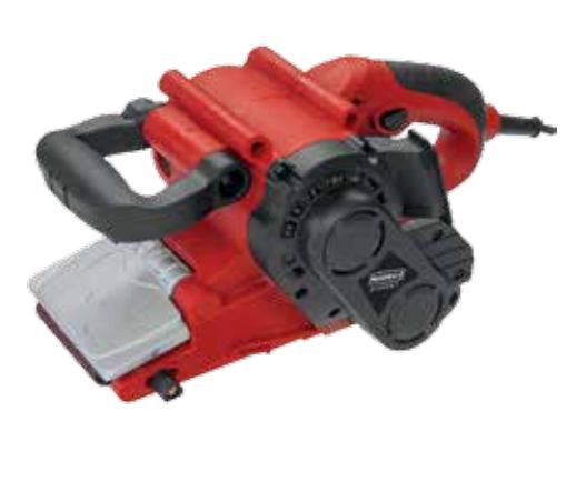 Modeco szlifierka taśmowa 800W 76x457mm (MN-93-307) 1