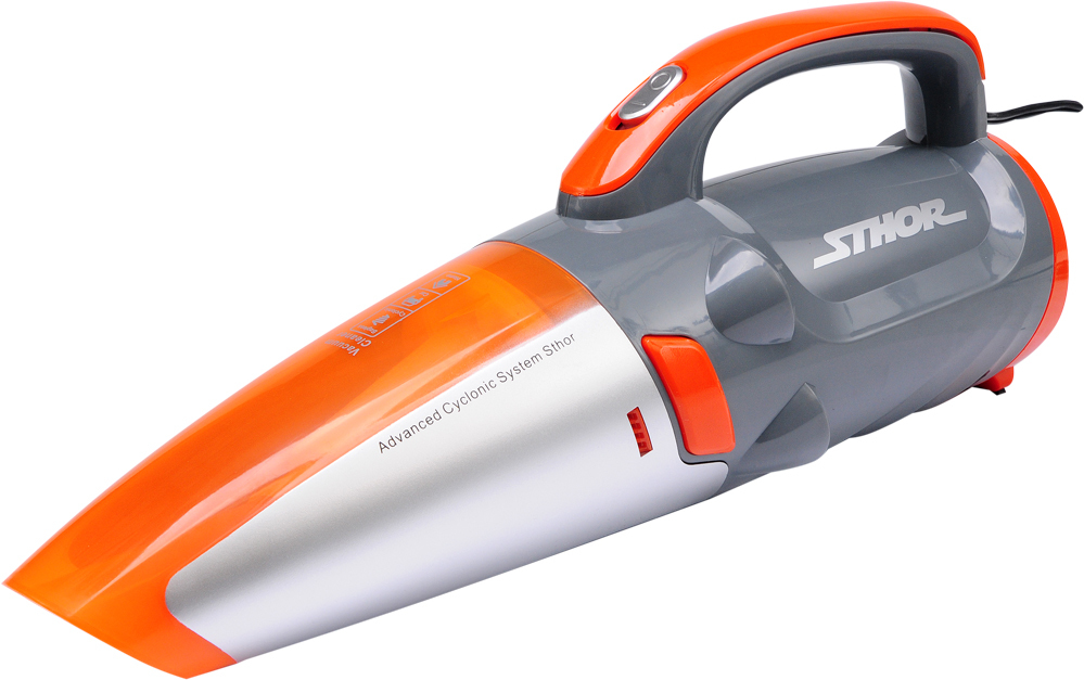 Odkurzacz ręczny Sthor Odkuraczacz samochodowy 12V (82951) 1