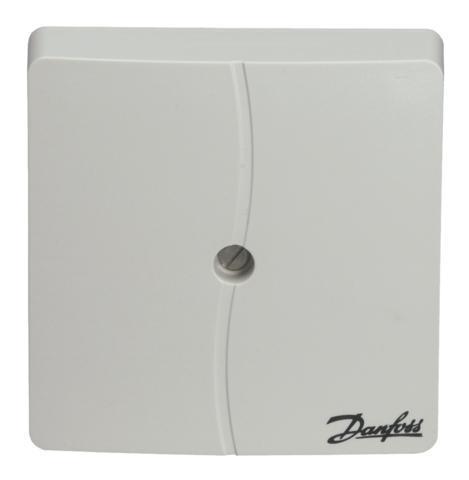 Danfoss Czujnik temperatury zewnętrznej ESMT PT 1000 do montażu na ścianie (084N1012) 1