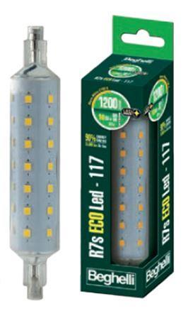 Beghelli Żarnik R7S LED 117mm 10W 4000K 56115 1