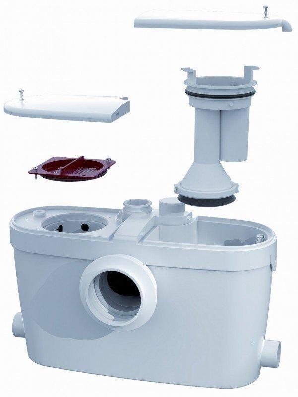 Sfa Rozdrabniacz Do łazienki Saniaccess 3 Id Produktu 3165990