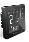 Salus Regulator temperatury bezprzewodowy 4w1 czarny - VS10BRF 1