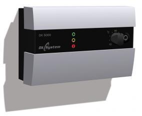 DK System Regulator DK 5000 do pompy c.o. 201101 1