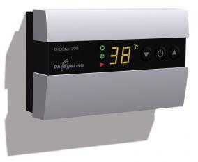 DK System Regulator temperatury kotła EKOSTER 200 sterujący pompą c.o. i wentylatorem 201601 1