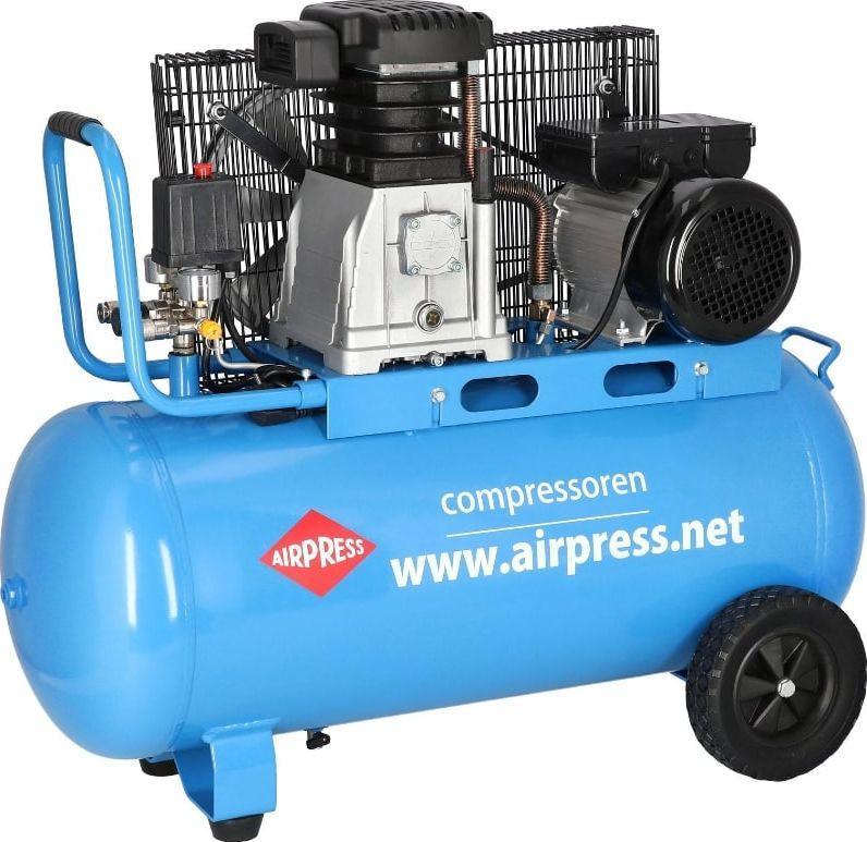 Sprężarka tłokowa Airpress HL 340-90 10bar 90L (36844-E) 1